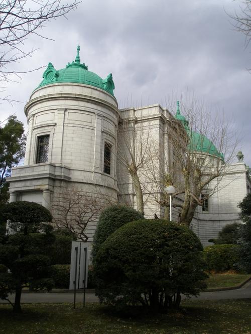 東京国立博物館・表慶館4