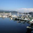 39 宇品の漁港