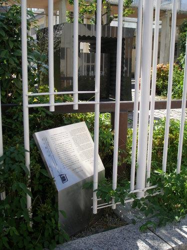 15 折り鶴の碑