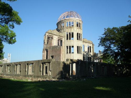 4 原爆ドーム