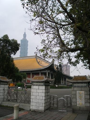 写真31 国父紀念館1